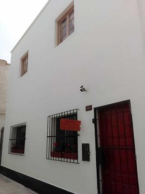 Alquilo Casa De Playa Para Vivir En Balneario De Ancon.