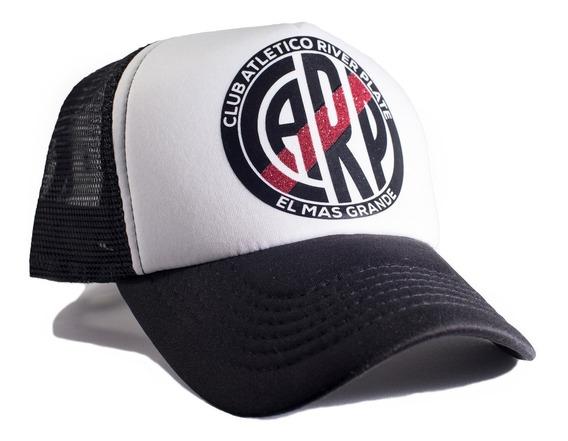 Gorra Trucker River Plate Carp Futbol Club Camionera