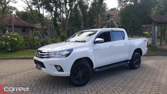 Toyota Hilux 2.8 Sr 4x4 Cd 16v Diesel 4p Automático
