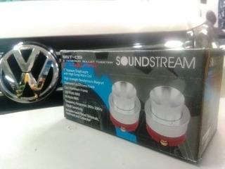 Twitter Bala Soundstream Sst-05 100 Watts Max 1.5-2 Pulgada