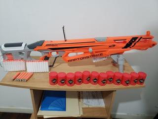 Pistola Nerf Raptorstrike