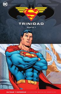 Ecc - Wonder Woman - Batman - Flash - Trinidad - Superman