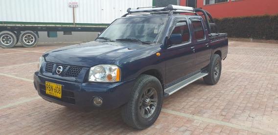 Nissan D22 2011