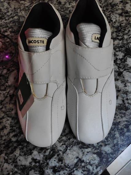 Zapatillas Lacosss Con Etiqueta