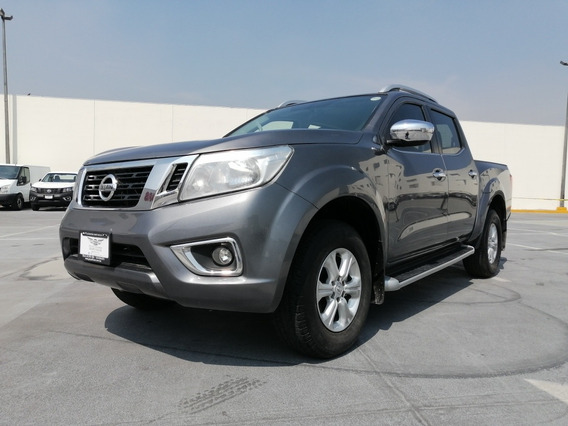 Nissan Np300 Frontier 2.5 Doble Cabina Aa Pack Seg 4x4 2019