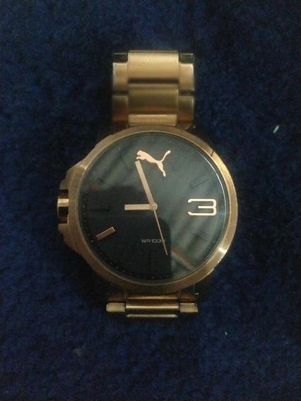 Relógio Puma Rose Usado Pouca Marcas De Uso