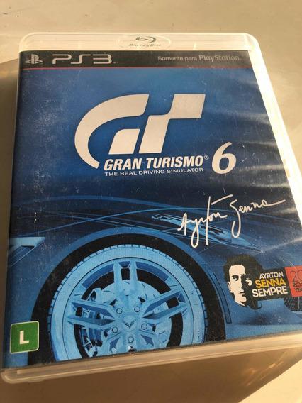 Gran Turismo 6 Ps3