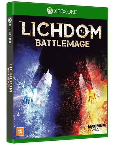 Imagem 1 de 7 de Lichdom Battlemage - Xbox One - [ Mídia Física Lacrada ]