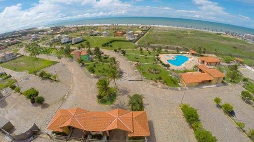 Lote À Venda, 407 M² , Summerville Cumbuco,por R$ 180.000 - Cumbuco - Caucaia/ce - Te0398