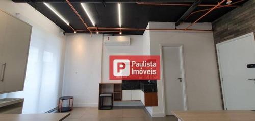 Sala Para Alugar, 32 M² Por R$ 2.500,00/mês - Chácara Santo Antônio (zona Sul) - São Paulo/sp - Sa1531