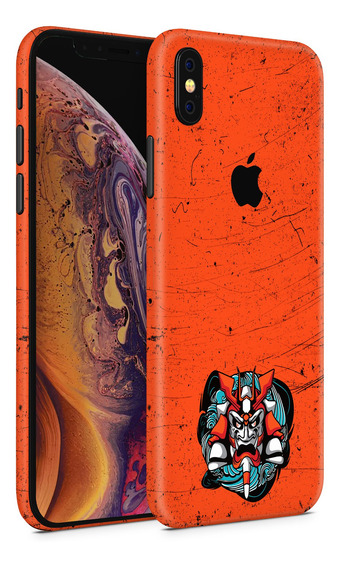 Skin Samurai Design Para Telefonos Apple iPhone