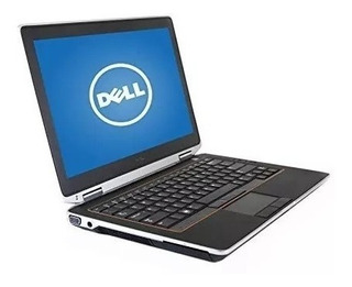 Notebook Dell Core I5 8gb 320gb W10 Reacondicionado