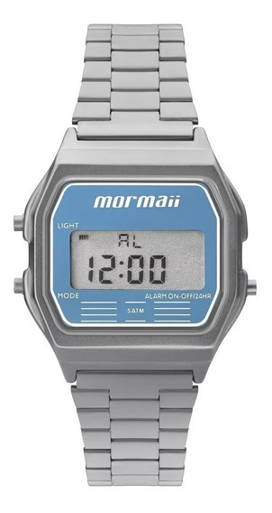 Relógio De Pulso Mormaii ( Vintage ) Referência Mojh02az/3a