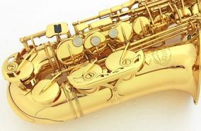 Sax Alto Jupiter Jas-769 Dourado Profissional Frete Grátis!