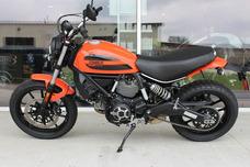 Ducati Scrambler Sixty2 Naranja 400 2018 0km Ducati Rosario
