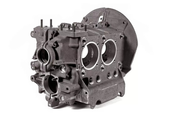 Bloco Motor De Kombi Fusca 1600 A Ar Original Vw