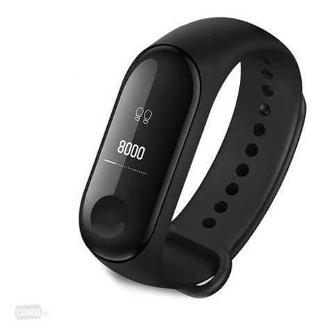 Relógio Pulseira Smartwatch Mi Band3 Xiaomi Monitor Cardíaco