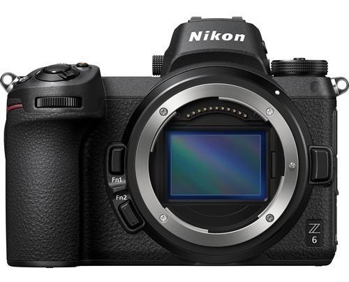 Nikon Z6 Mirrorless Digital Camera Envio Ja