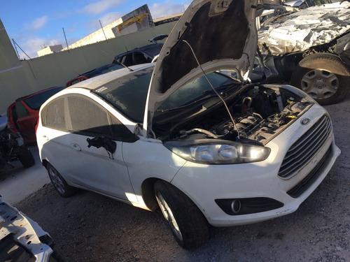 Sucata Ford Fiesta Titanium 1.6 16v Powershift 2014