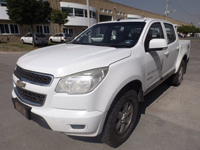 Pick Up Chevrolet Colorado 2013 Doble Cabina 4x4 A/a E/e At