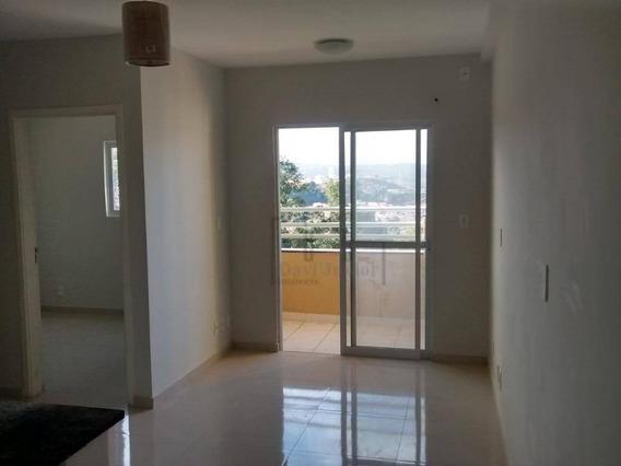 Apartamento Com 2 Dormitórios Para Alugar, 57 M² Por R$ 1.100/mês - Alpha Club Residencial - Votorantim/sp - Ap1544