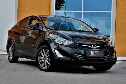 Hyundai Elantra Sedan Gls 2.0 Flex Automático