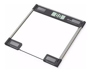 Balanza Personal Baño Digital Silfab Be211 Slim 150kg Vidrio