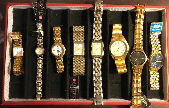 Relojes Citizen Originales (diferentes Modelos)