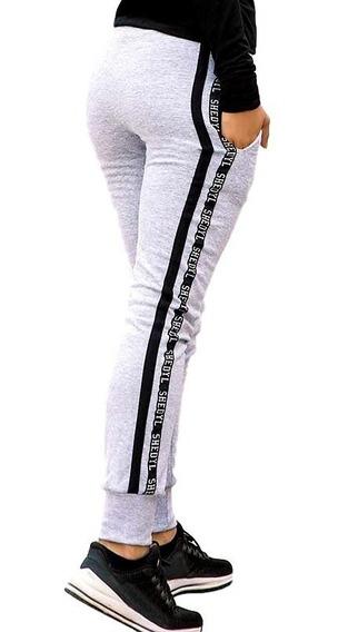 Pantalon Babucha Mujer Friza Con Galon Shedyl 3156 Wariel