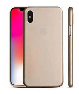 Funda iPhone X Ultradelgada, Disea±o Minimalista   Marca G
