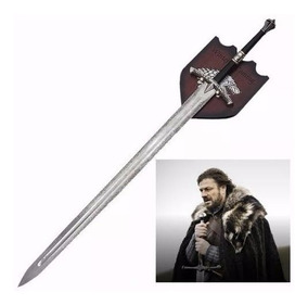 Espada Katana Game Of Thrones Eddard Stark Cosplay Medieval