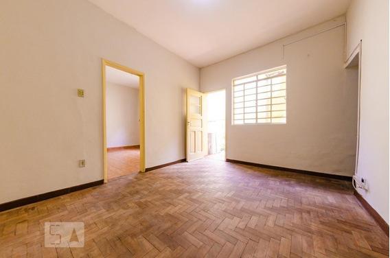 Casa Para Aluguel - Coração Eucarístico, 2 Quartos, 70 - 893027478