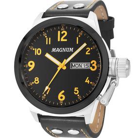 Relógio Magnum Masculino Original Garantia Nota Ma32774j