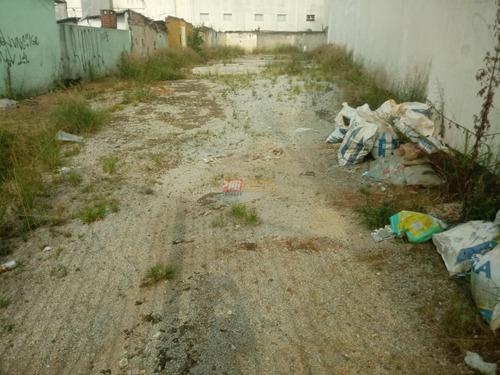 Terreno No Bairro Rudge Ramos Em Sao Bernardo Do Campo - L-29361