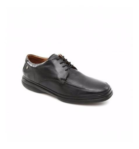 Zapato Oxford Casual Jarking 16hrs 5500 Negro Para Caballero