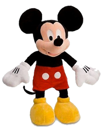 Peluche Mickey 23cm Original Disney
