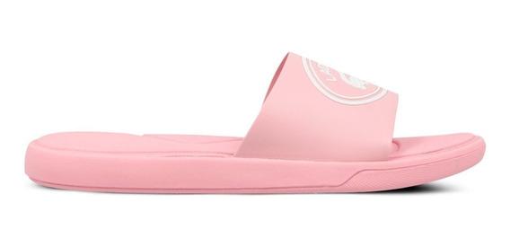 Ojota Lacoste Mujer Verano 2020 Slide L.30 119 2 Rosa