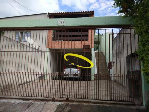 Casa Com 3 Dormitórios À Venda, 100 M² Por R$ 319.000,00 - Jardim Leonor - Cotia/sp - Ca4472