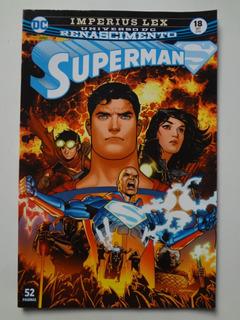 Superman N° 18 Universo Dc Renascimento