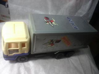 Miniatura Caminhão Japones Isuzu Daiya
