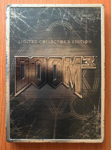 Doom 3 Limited Collector's Edition - Xbox Classico/ Xbox 360