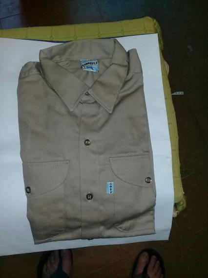 Conjunto Pantalon Y Camisa Ombu