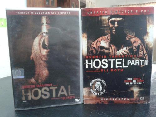 Hostel-coleccion-eli Roth-dvd -2006