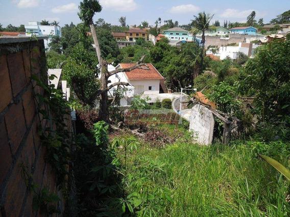 Terreno À Venda, 320 M² Por R$ 360.000,00 - Condomínio Arujazinho Iv - Arujá/sp - Te0402