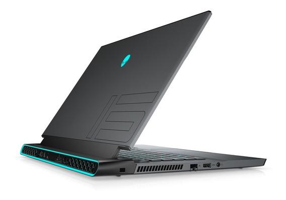 Notebook Alienware M15 R2 I7-9750h 8gb Rtx2060 256gb M.2 Ssd