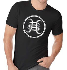 Camiseta Estampada Héroes Del Silencio / Rock En Español