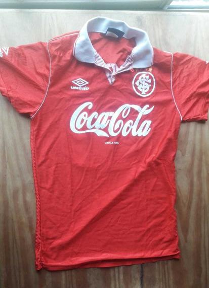 Camiseta Del Inter De Brasil