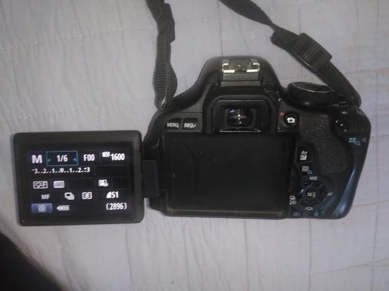 Canon T3i Só O Corpo