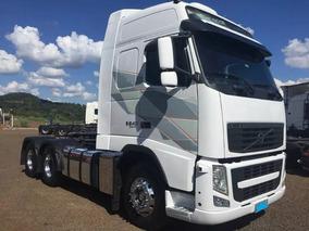 Volvo Fh 540 6x4 Globetrotter 2014