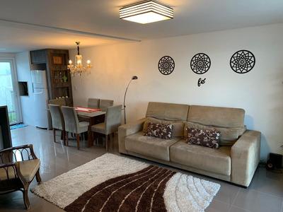 Casa Condomínio Com 3 Dormitórios Sendo Uma Suite Mobiliada